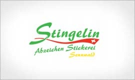 STINGELIN STICKEREI